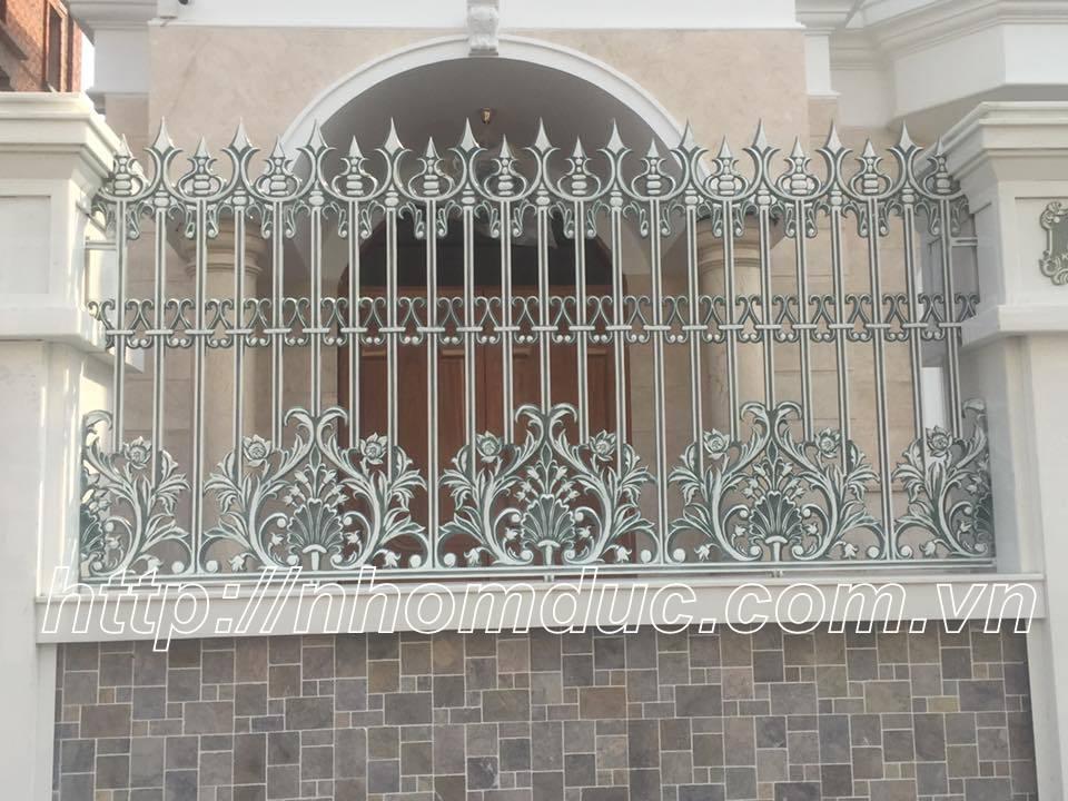 Hàng rào nhôm đúc, tổng hợp những mẫu hàng rào nhôm đúc đẹp