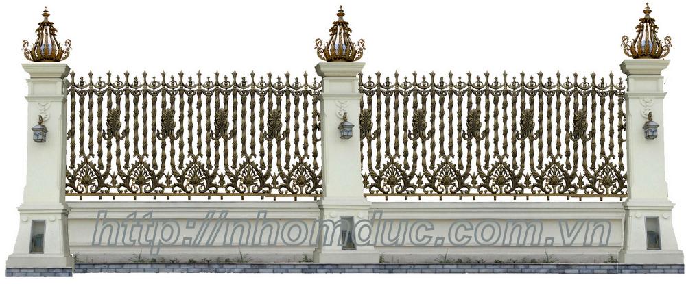 Hàng Rào Đẹp Cho Nhà Biệt Thự