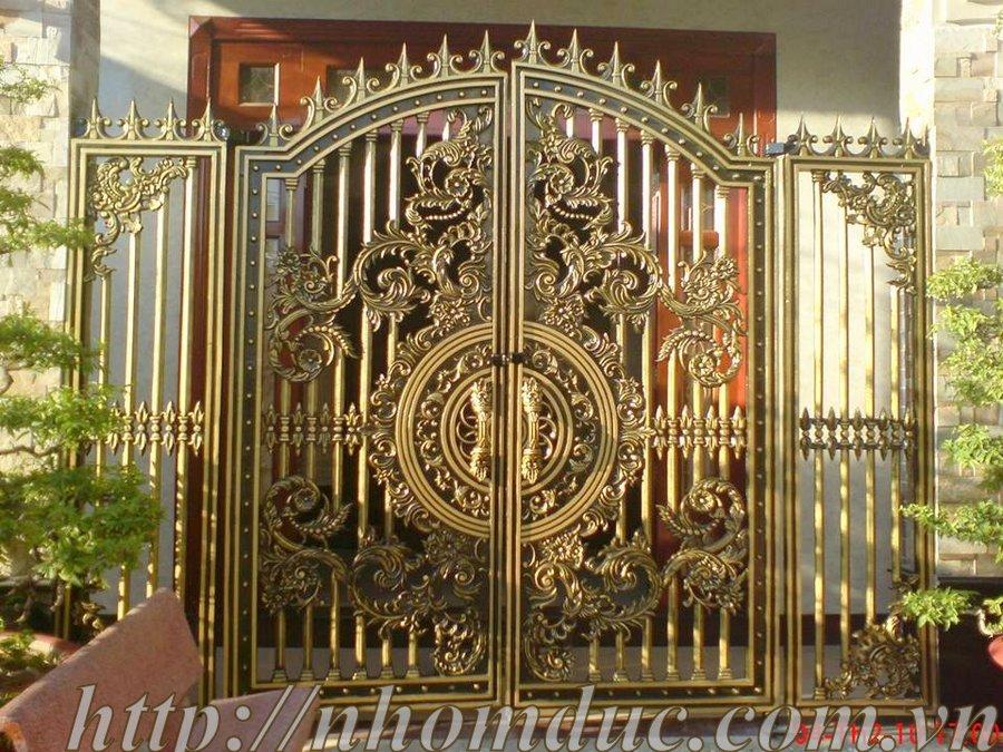 Cách chọn lựa cửa cổng nhôm đúc chất lượng