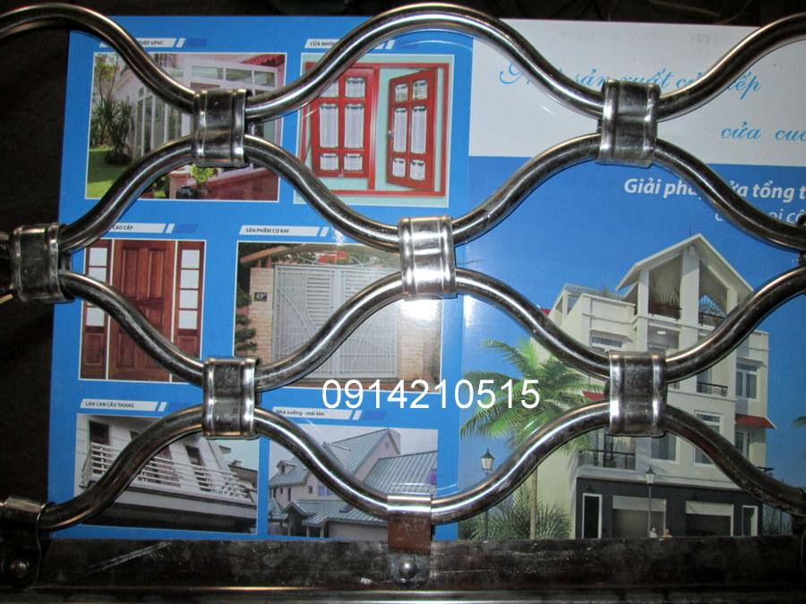 cửa cuốn mắt lưới phù hợp với nhiều ngôi nhà đòi hỏi sự thông thoáng