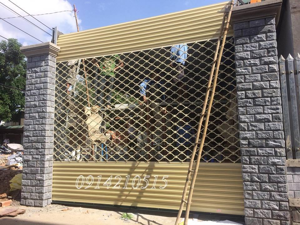 Nơi mua cửa cuốn sơn tĩnh điện chính hãng, chất lượng, giá rẻ nhất