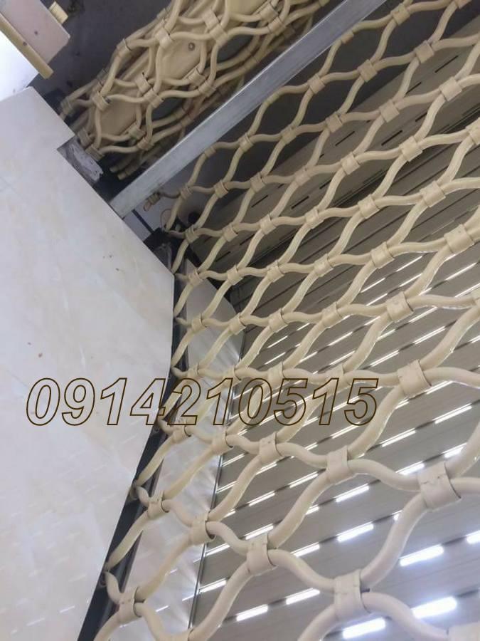 Cty chuyên cung cấp và lắp đặt cửa xếp mắt lưới, mắt võng sơn tĩnh điện, cửa xếp mắt võng