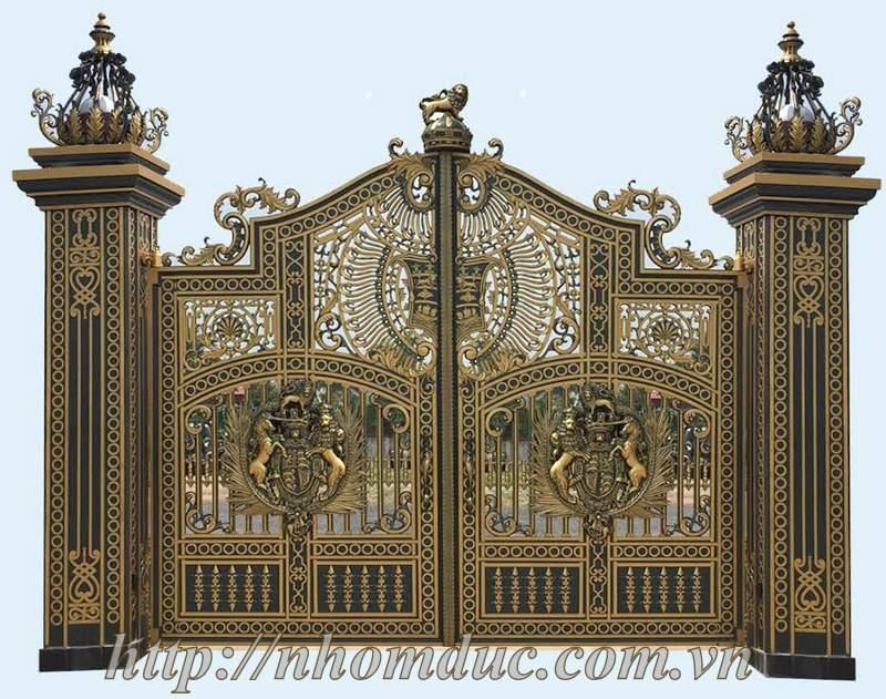 Bộ sưu tầm 20 mẫu thiết kế cổng biệt thự